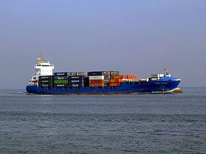 Samskrip Express approaching Port of Rotterdam 03-May-2008.jpg
