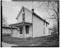 Samuel B. Clemens House, 724 South Center Street, Springfield, Clark County, OH HABS OHIO,12-SPRIF,8-3.tif