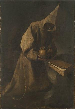 Francisco de Zurbarán - St. Francis, 1632