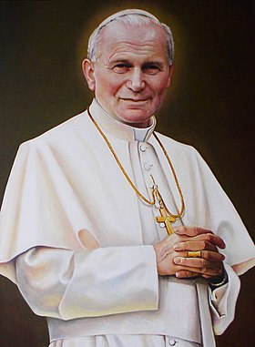 Image illustrative de l'article Jean-Paul II