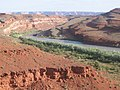 San Juan River at Mexican Hat UT - panoramio - Klaus Eltrop.jpg