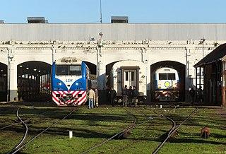 General San Martín Railway