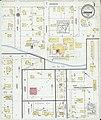 Sanborn Fire Insurance Map from Judsonia, White County, Arkansas. LOC sanborn00274 002-1.jpg
