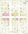 Sanborn Fire Insurance Map from Spencer, Clay County, Iowa. LOC sanborn02833 002-2.jpg