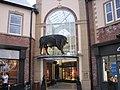 Sanderson Arcade ,Morpeth - geograph.org.uk - 1942936.jpg