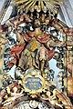 Sankt Veit Sankt Donat Pfarrkirche Schnitzfigur Heiliger Donatus 15092010 72.jpg