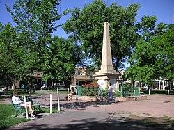 Santa Fe Plaza Wikipedia