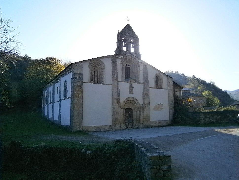 Santa María de Penamaior (fachada)