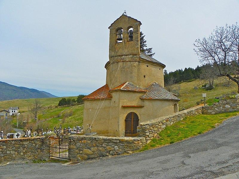 Santa Maria de Planès