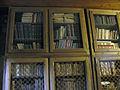 Santa Maria de l'Estany, biblioteca del monestir.jpg