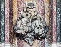 Santa Maria degli Scalzi (Venice) - Cappella Manin - La Vergine col Bambino e San Giuseppe tra le nuvole di Giuseppe Torretto.jpg
