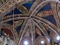Santa croce, int., cappella maggiore, agnolo gaddi e bottega, volta 01.JPG