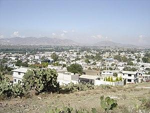Tulantepec de Lugo Guerrero (municipality) - Santiago Tulantepec