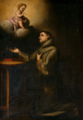 Santo António e o Menino (séc. XVII) - Alonso Miguel de Tobar (Casa dos Patudos - Museu de Alpiarça, Inv. Nº 85.1).png