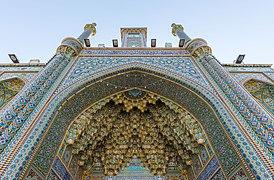 Santuario de Fátima bint Musa, Qom, Iran, 2016-09-19, DD 14.jpg