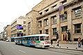 Sarajevo Tram-268 Line-2 2011-10-28 (8).jpg