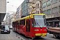 Sarajevo Tram-508 Line-3 2013-11-15.jpg