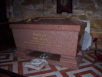 St Michael's Abbey, Farnborough - Tomb of Napoléon, Prince Imperial