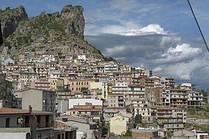 Ulassai - Image: Sardinien Ulassai