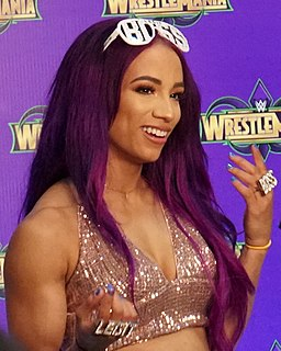 Sasha Banks American professional wrestler