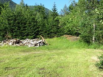 Kranjska Gora - Mass grave site