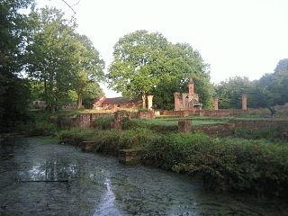 Manor of Scadbury