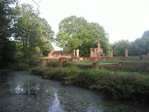 Scadbury Manor