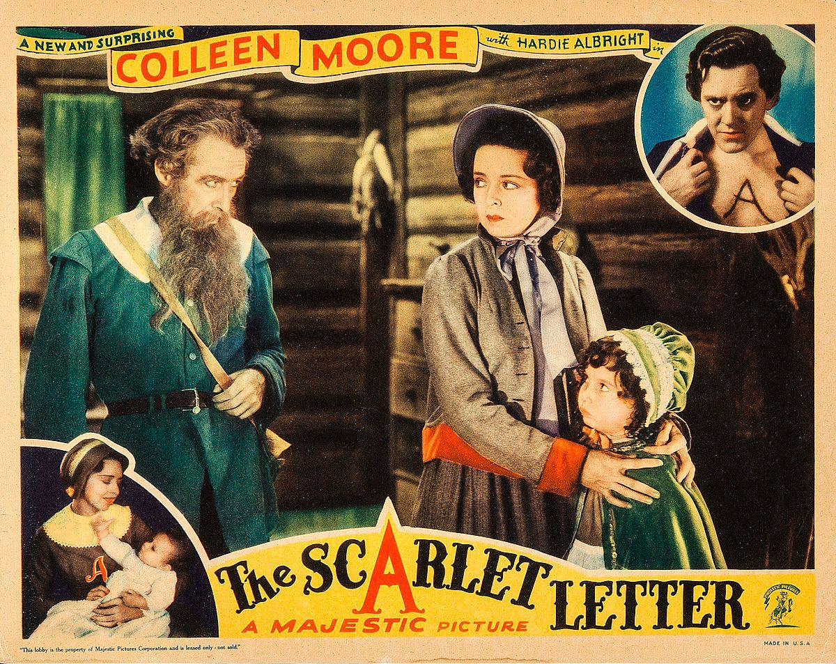 the scarlet letter 1934 film wikipedia