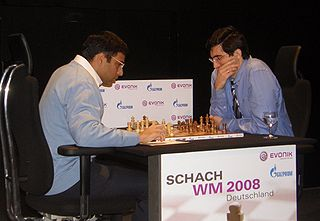 World Chess Championship 2008