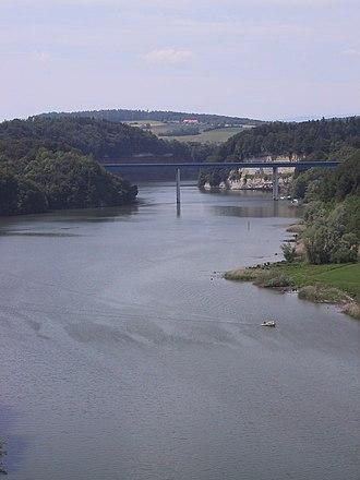 Schiffenensee - Image: Schiffenensee