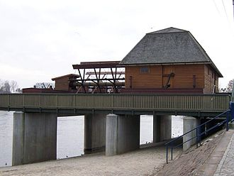 Ship mill - Image: Schiffmühle MD