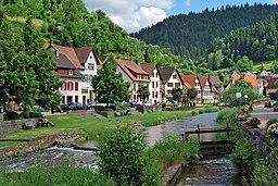 Schiltach Ufer