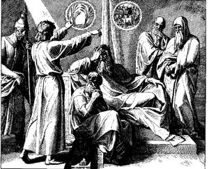 Schnorr von Carolsfeld Bibel in Bildern 1860 040