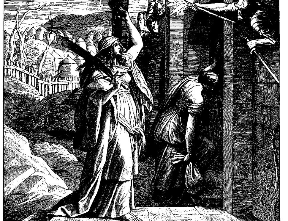 Schnorr von Carolsfeld Bibel in Bildern 1860 145