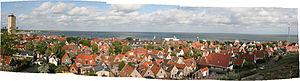 Terschelling - Image: Schylge Panorama