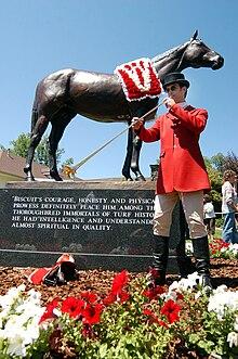Seabiscuit cavallo wikipedia for Rimodernato ranch di entrata del ranch