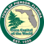 Seal of Pierson, Florida.png