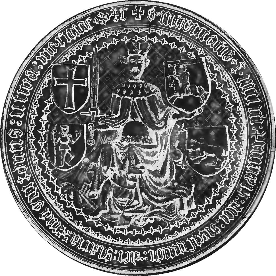 Seal of Sigismund Kestutis