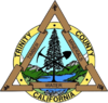 Official seal of Trinity County, California