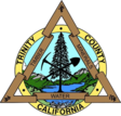 Seal of Trinity County, California.png