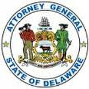 Attorney General of Delaware - Seal of the Attorney General of Delaware