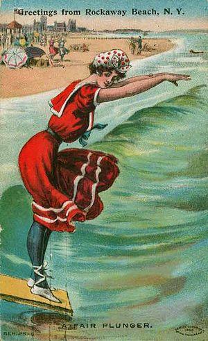 Bathing dress - Image: Seaside 12