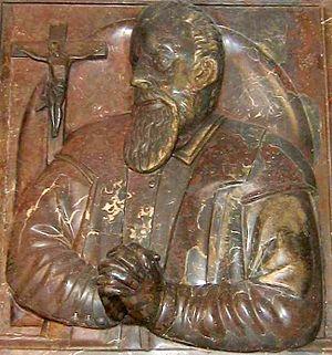 Sebastian Petrycy - Sebastian Petrycy's tomb effigy, Kraków