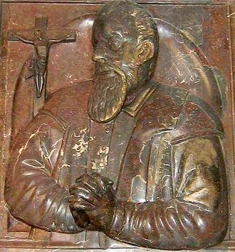 History of philosophy in Poland - Sebastian Petrycy's tomb effigy, Kraków