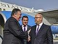 Secretary Pompeo Arrives in Ankara (30440621077).jpg