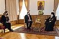 Secretary Pompeo Meets with Ecumenical Patriarch Bartholomew I (50618389902).jpg