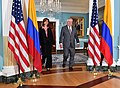 Secretary Tillerson and Colombian Foreign Affairs Minister Holguin Prepare to Address Reporters (38547508711).jpg