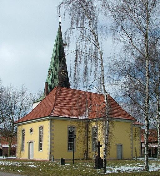 Sehnde Kreuzkirche SO
