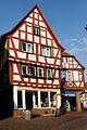 Seligenstadt Marktplatz 7 und Frankfurter Strasse 2.jpg