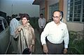 Selja and Saroj Ghose Visiting Science City Site - Calcutta 1994-02-17 177.JPG